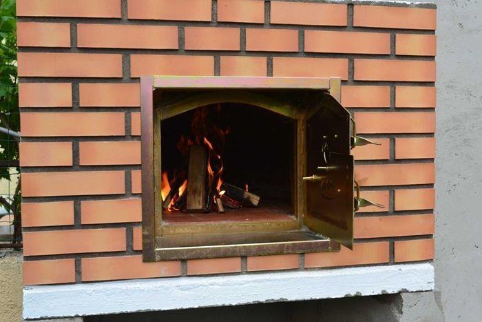 Hornos y barbacoas hornos de le a baratos para pizza y pan for Hornos piroliticos baratos