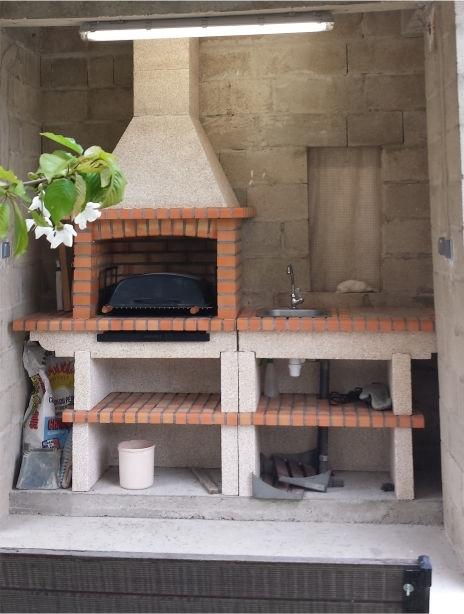 Hornos y barbacoas increible barbacoa con fregadero av2100f - Barbacoas con fregadero ...