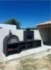 Picture of Barbacoa con Horno MAXIMUS PRIME y Fregadero AV110M